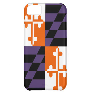 Maryland Flag Sports Colors Case for iPhone 5