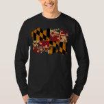 Maryland Flag Tees