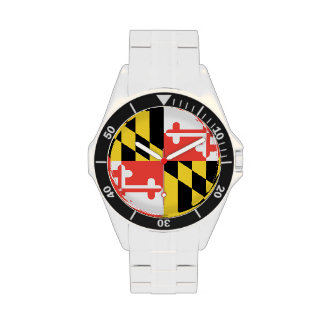 MARYLAND FLAG WATCHES