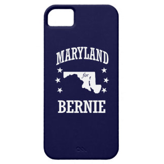 MARYLAND FOR BERNIE SANDERS iPhone 5 CASES