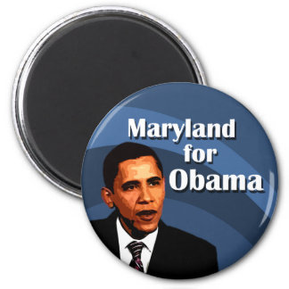 Maryland for Obama Magnet