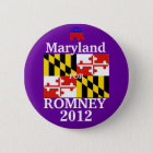 Maryland for Romney 2012 Button