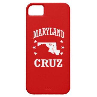 MARYLAND FOR TED CRUZ iPhone 5 CASE