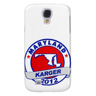 Maryland Fred Karger Samsung Galaxy S4 Cover