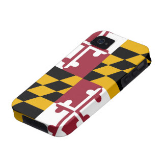 Maryland Case-Mate iPhone 4 Carcasas
