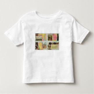 Maryland, Georgia, Illinois, Pennsylvania Toddler T-shirt