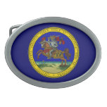 Maryland Great Seal Belt Buckles