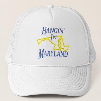 Maryland - Hangin' Trucker Hat