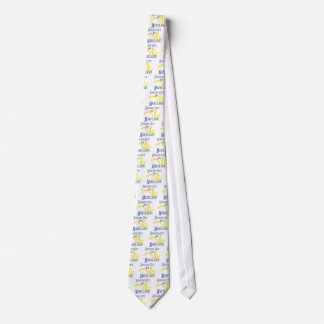Maryland - Hanging Out Neck Tie