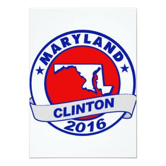 maryland Hillary Clinton 2016.png Card