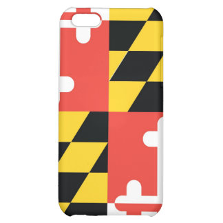 Maryland iPhone Case iPhone 5C Cover
