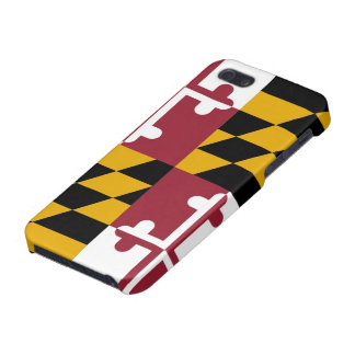Maryland iPhone SE/5/5s Cover