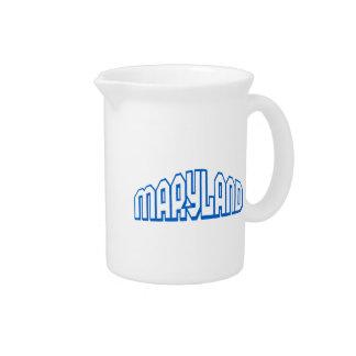 Maryland Jarras Para Bebida