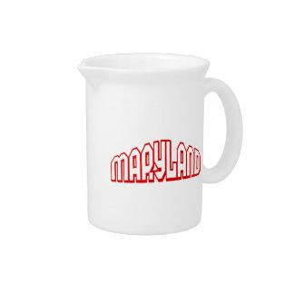 Maryland Jarra Para Bebida