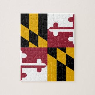 Maryland Jigsaw Puzzle