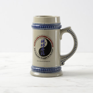 Maryland Kyusho Concepts 18 Oz Beer Stein