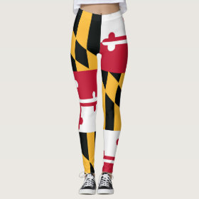 MARYLAND!! LEGGINGS