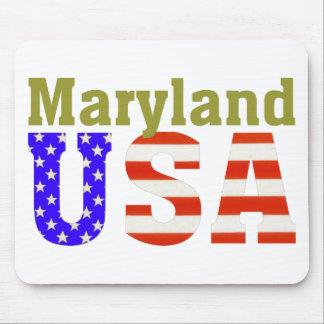 ¡Maryland los E E U U Alfombrillas De Ratones