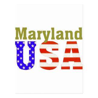 ¡Maryland los E E U U Postal