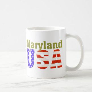 ¡Maryland los E E U U Tazas De Café