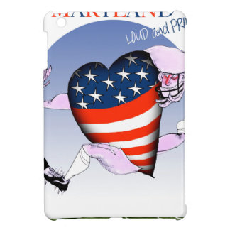 maryland loud and proud, tony fernandes cover for the iPad mini