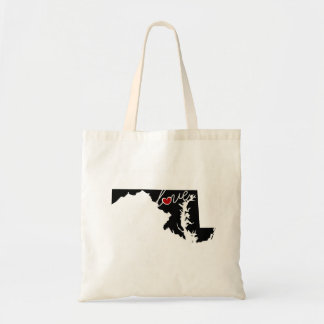 Maryland Love!  Gifts for MD Lovers Tote Bag