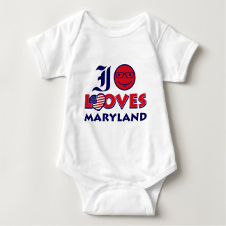 maryland lovers design t shirt
