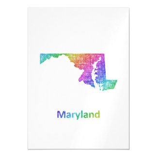 Maryland Magnetic Card