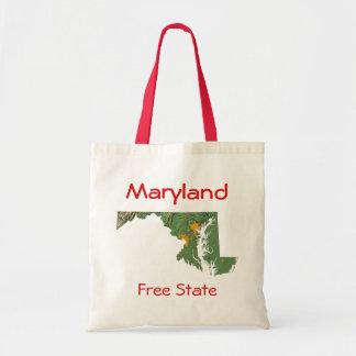 Maryland Map Bag
