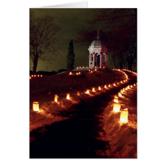 Maryland Monument (89) Greeting Card