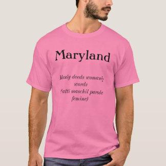 Maryland motto T-Shirt