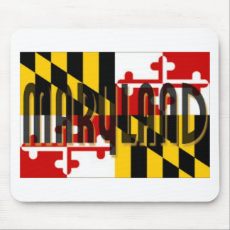 Maryland Mouse Pad
