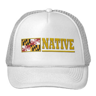 Maryland Native Trucker Hat
