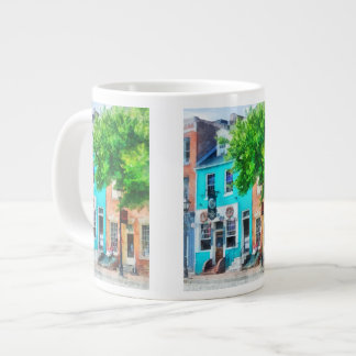 Maryland - Neighborhood Pub Fells Point MD Large Coffee Mug