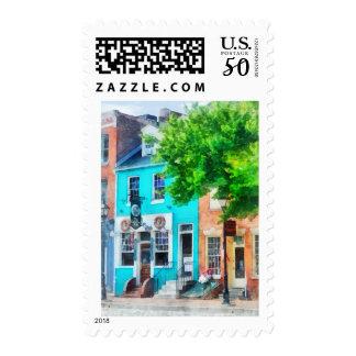 Maryland - Neighborhood Pub Fells Point MD Postage