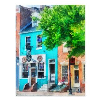 Maryland - Neighborhood Pub Fells Point MD Post Card
