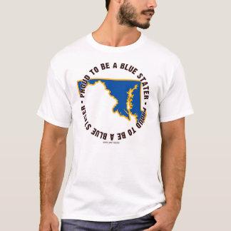 Maryland: ¡Orgulloso ser una camiseta azul de