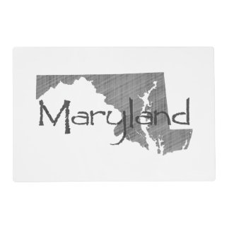 Maryland Placemat