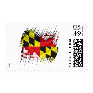 Maryland Postage Stamp