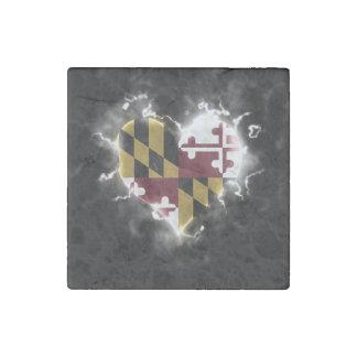 Maryland potente imán de piedra