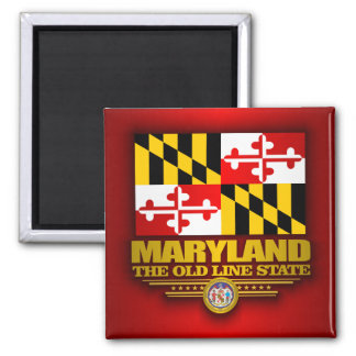 Maryland Pride Magnet