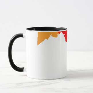 maryland pride. mug