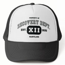 MARYLAND Recovery Trucker Hat