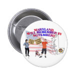 Maryland - Return Congress to the People! Pin