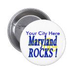 Maryland Rocks ! Pin