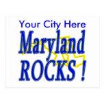 Maryland Rocks ! Postcard