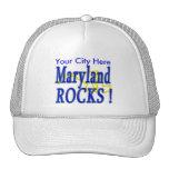 Maryland Rocks ! Trucker Hat