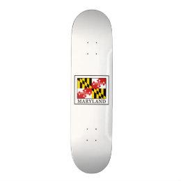 Maryland Skateboard Deck