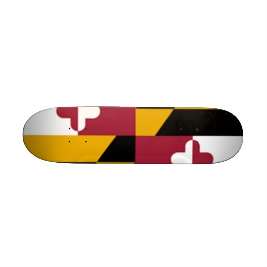 Maryland Skateboard Deck