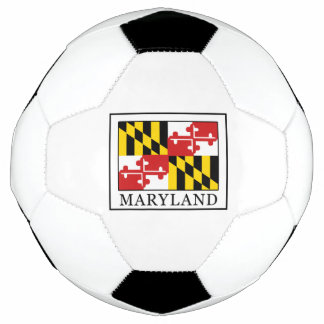 Maryland Soccer Ball